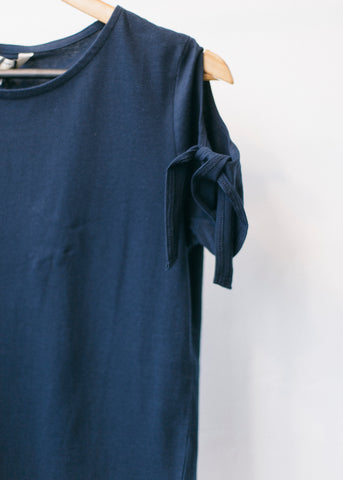 Emery Top in Navy-Top-Sancho's Dress