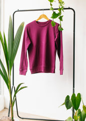 Rise in Purple LED-Sweatshirt-Sancho's Dress