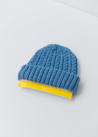Alison Cable Knit Hat-Hat-Sancho's Dress