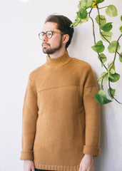 Robin Jumper in Gold-Jumper-Sancho's Dress