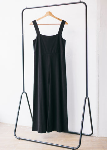 Diana Jumpsuit in Black-Jumpsuit-Sancho's Dress