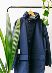 Orland Jacket in Navy-Coat-Sancho's Dress