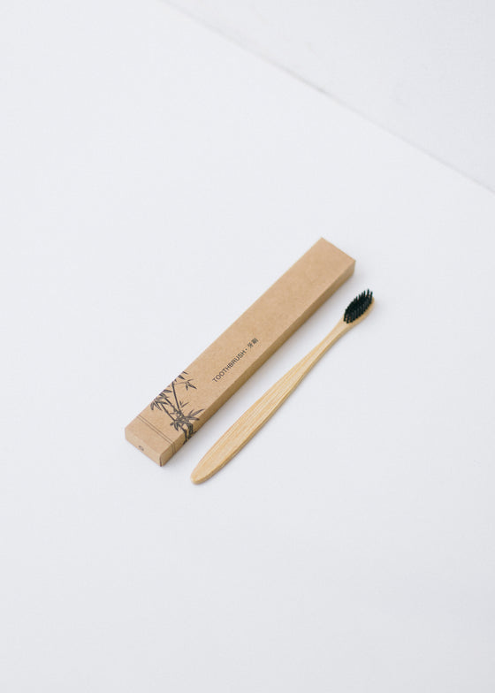 Bamboo Toothbrush-Homewares-Sancho's Dress
