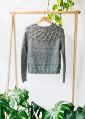 Aria Jumper in Grey-Jumper-Sancho's Dress