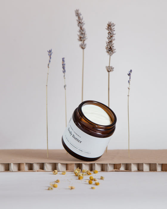Ethically Made Body Butter in Lavender & Chamomile from Our Lovely Goods