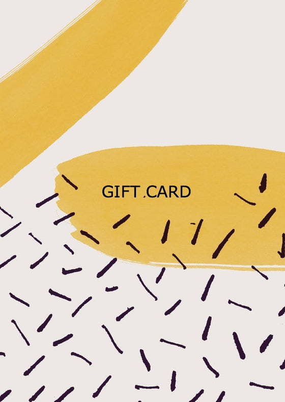 Gift Card-Gift Card-Sancho's Dress