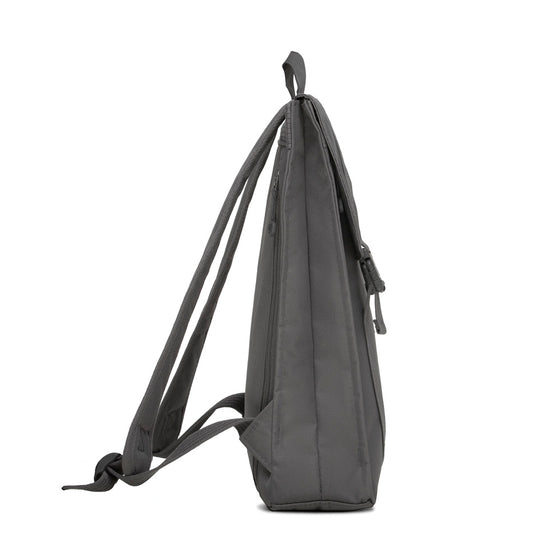 Eco Handy Backpack in Grey-Bag-Sancho's Dress