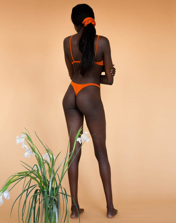 Eva G-String in Pumpkin