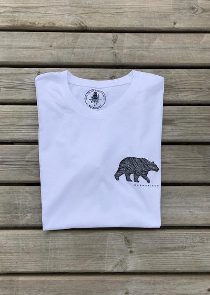 Submariner Bear-T-shirt-Sancho's Dress