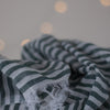 Leafy Stripes-Scarf-Sancho's Dress