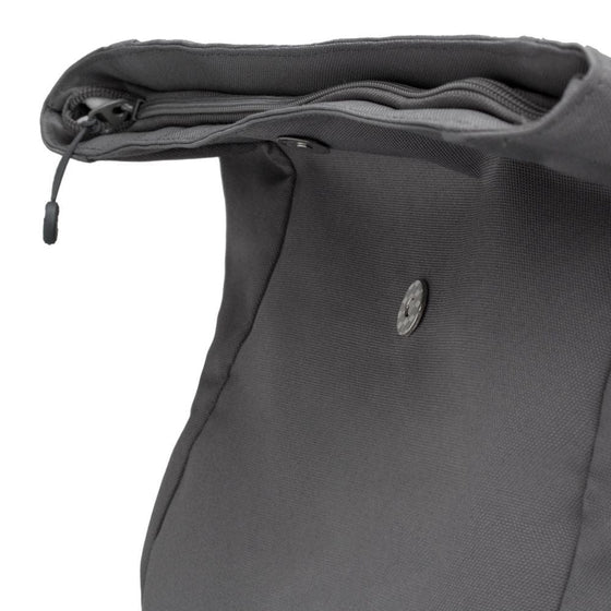 Eco Roll Backpack in Grey-Bag-Sancho's Dress