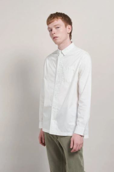 Thomas Shirt in White