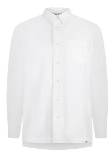 Organic Cotton White Shirt from Affordable Sanchos in Exeter