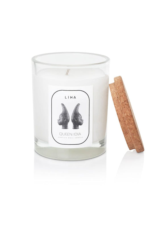Queen Idia Candle - Small