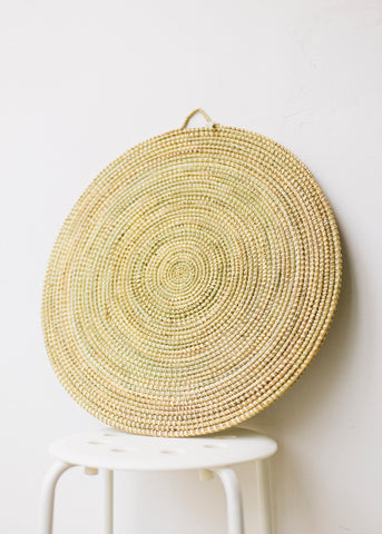 Straw Circles-Sancho's Dress