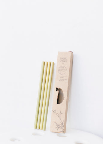 Bamboo Straws-Plastic Free-Sancho's Dress