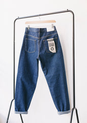 Jack Tapered Fit Jeans in Dark Wash-Jeans-Sancho's Dress