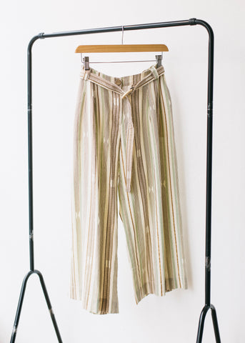 Bart Trousers in Stripes-Trousers-Sancho's Dress