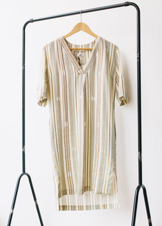 Jil Tunic in Stripes-Dress-Sancho's Dress