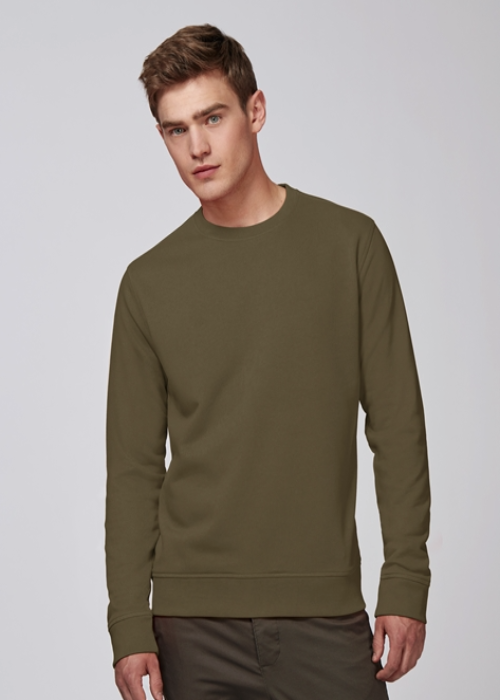 He Rise - British Khaki-Sweatshirt-Sancho's Dress