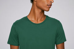He Leads Bottle Green-T-shirt-Sancho's Dress