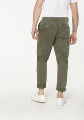 Tomas Organic Cotton Cargopants-Trousers-Sancho's Dress