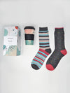 Arrah Bamboo Socks and Keep Cup Gift Set