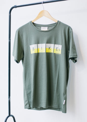 Jaames Elements in Fresh Olive-T-shirt-Sancho's Dress