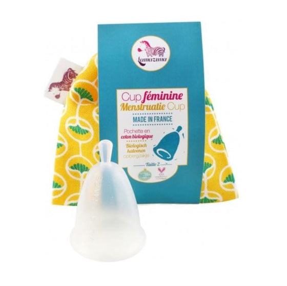 Menstrual Cup size 1 by A Fine Choice