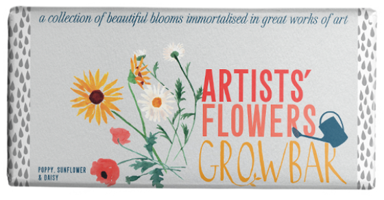 Ethical & Sustainable Gift Artists Flowers Growbar