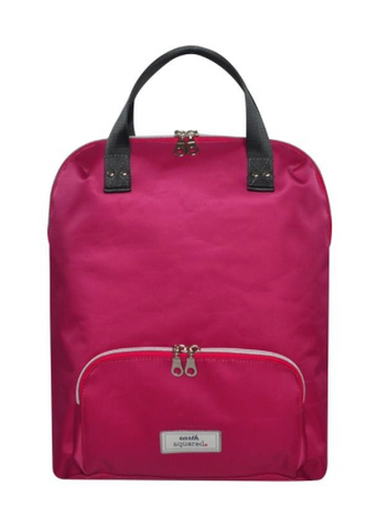 Berry Nylon Backpack-Bag-Sancho's Dress