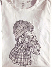 The Woodsman Tee-T-shirt-Sancho's Dress
