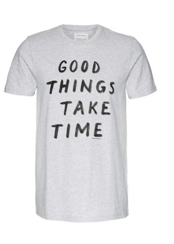 Good Things Take Time-T-Shirt-Sancho's Dress