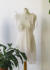 Handmade Exclusive Nightgown-Nightwear-Sancho's Dress