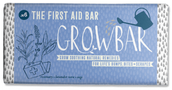 First Aid Grow Bar