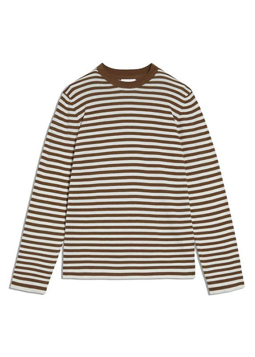 Laado Stripes in Marshmallow White-Jumper-Sancho's Dress