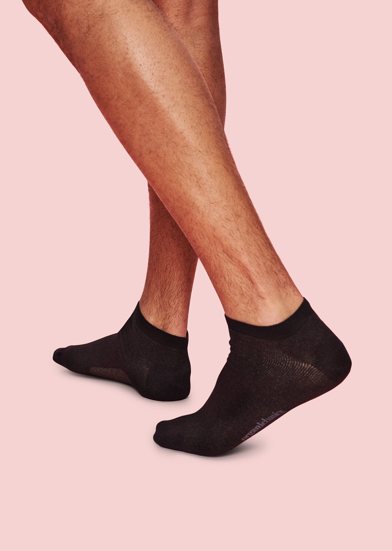 Men's SilverTech Ankle Socks in Black 2-pack-Socks-Sancho's Dress