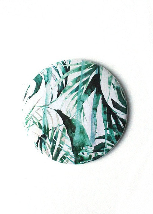 Paradise Palms Mirror-Gifts-Sancho's Dress