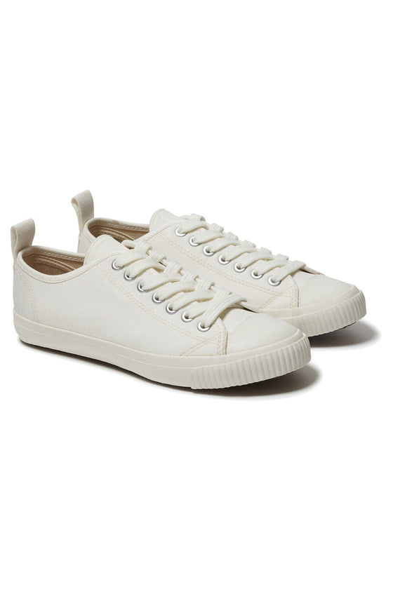 Organic Cotton Eco Sneako Trainers in White from Komodo