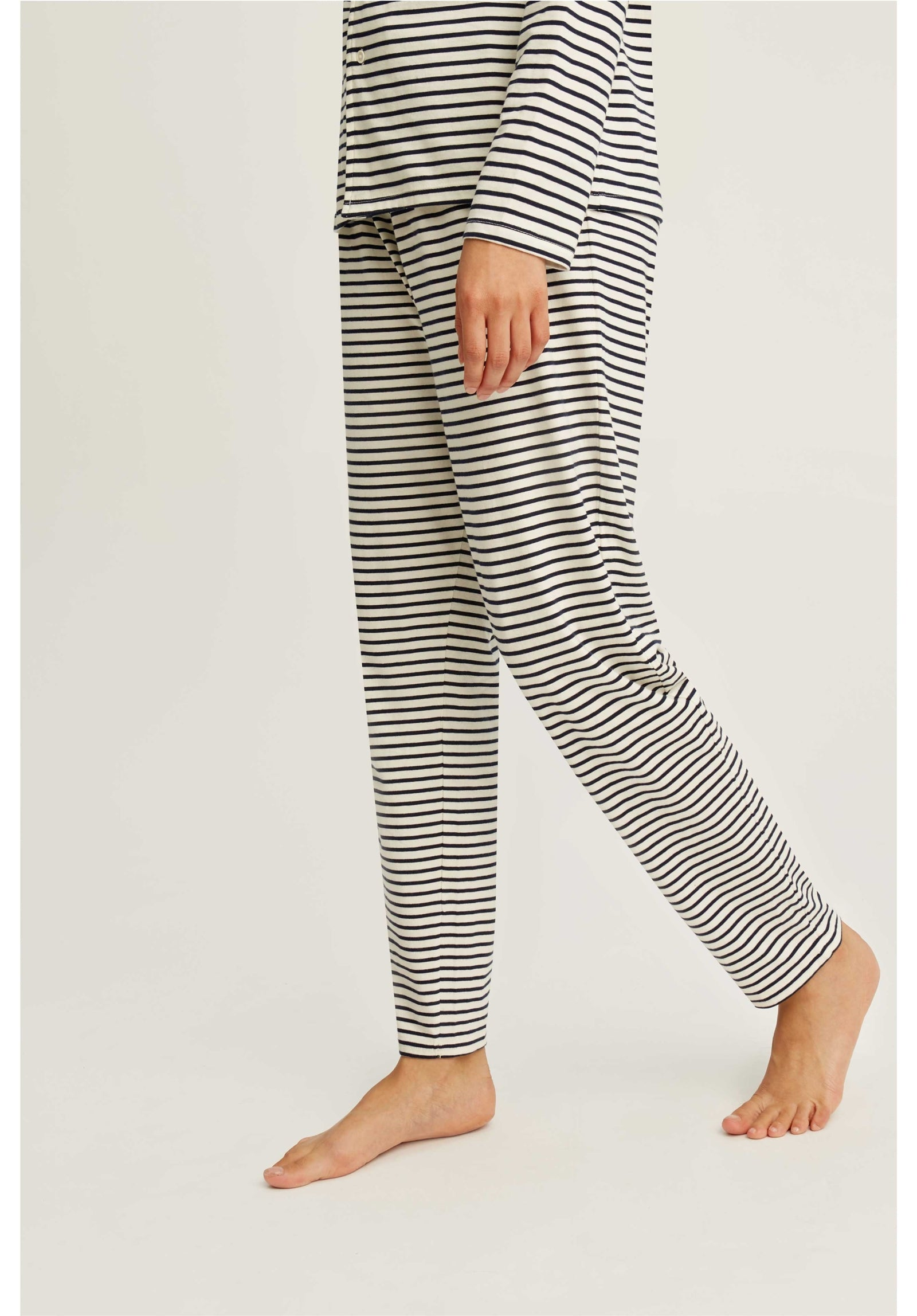 Stripe Pyjama Trouser-pyjama-Sancho's Dress