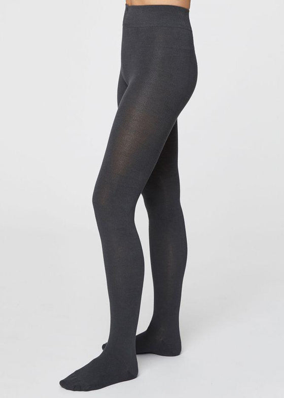 Elgin Tights in Graphite-Tights-Sancho's Dress