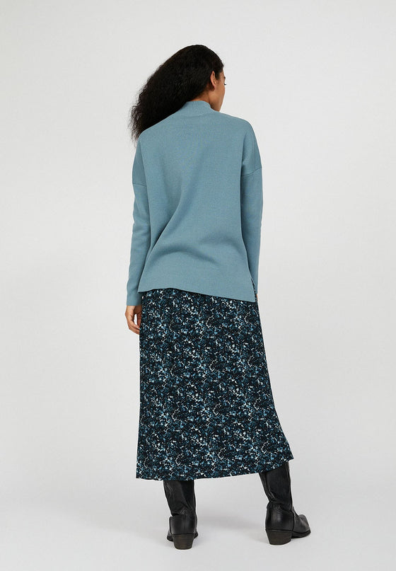 Yunaa Jumper in Soft Moss