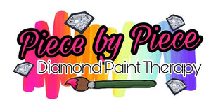 Piece by Piece - Diamond Paint Therapy