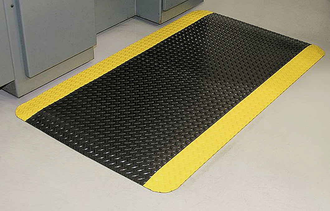 Diamond Dek Sponge Industrial Anti-Fatigue Mats