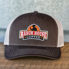 Load image into Gallery viewer, Ranch House Coffee Trucker Snapback Hat