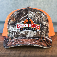 Load image into Gallery viewer, Ranch House Coffee Trucker Snapback Hat (5 Color options)