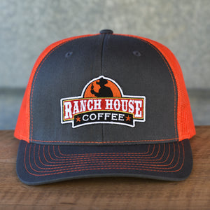 Ranch House Coffee Trucker Snapback Hat