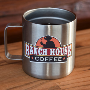 Ranch House Coffee Decals (Set of 2)