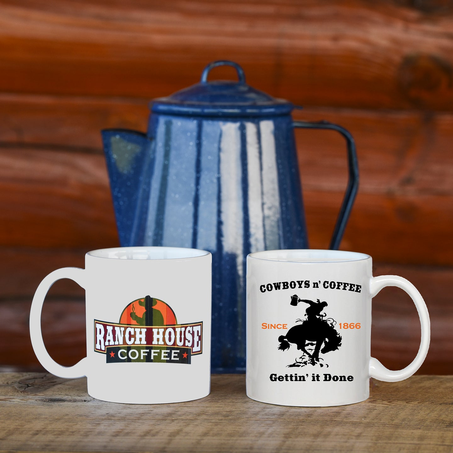 Ranch House Coffee Mug