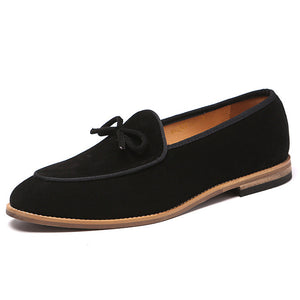 Suede Dress Shoes